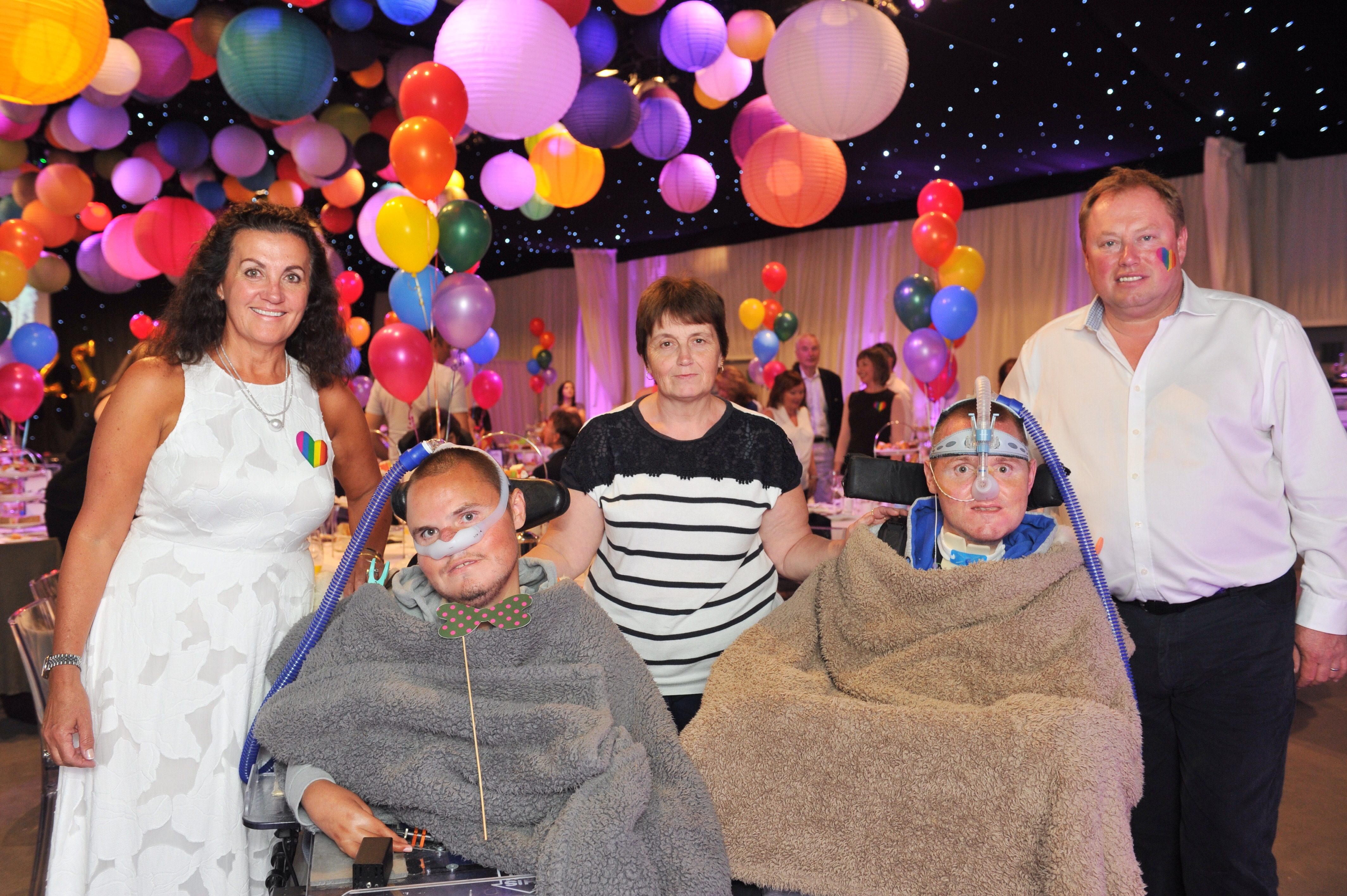 GeeWizz celebrates first year and says thank you at magical Mad Hatter afternoon