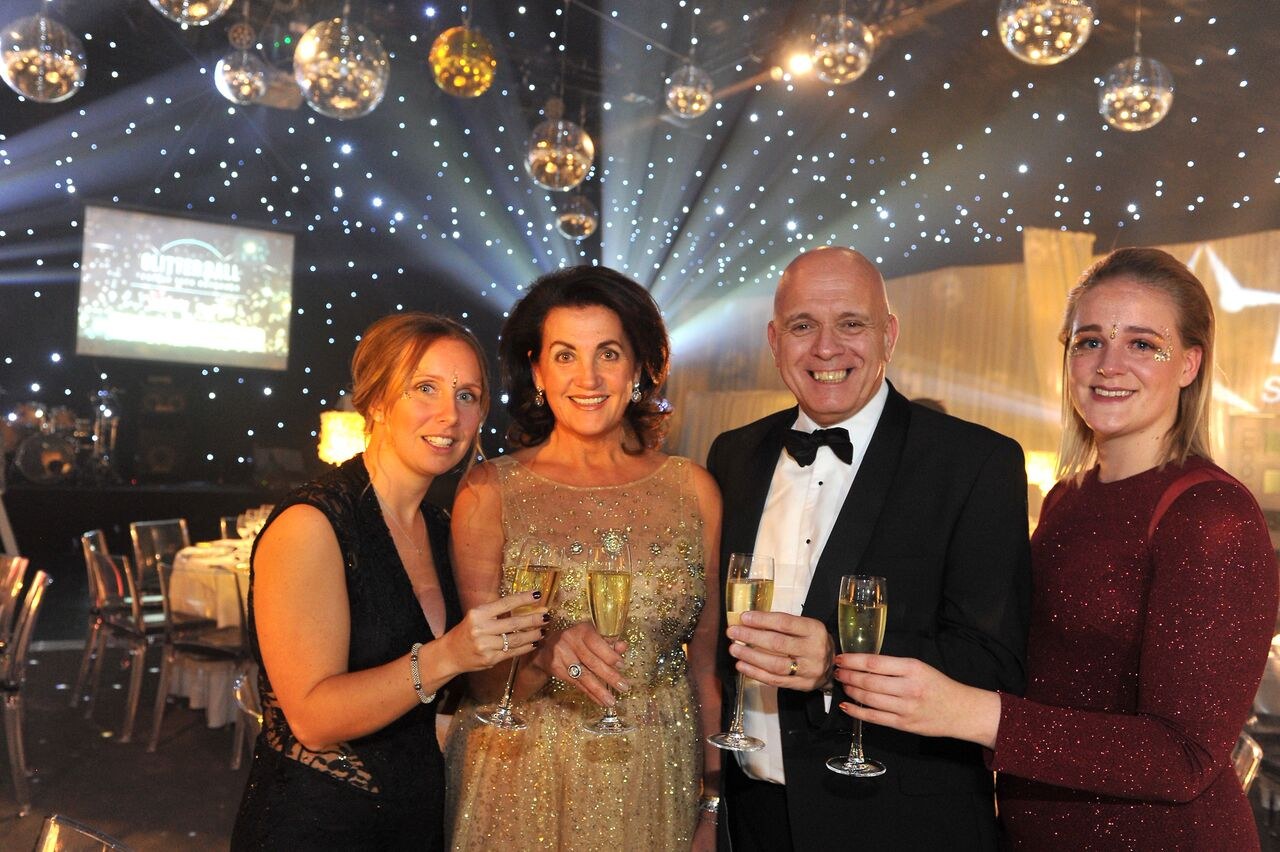 All that glitters turns golden for GeeWizz and Inspire Suffolk