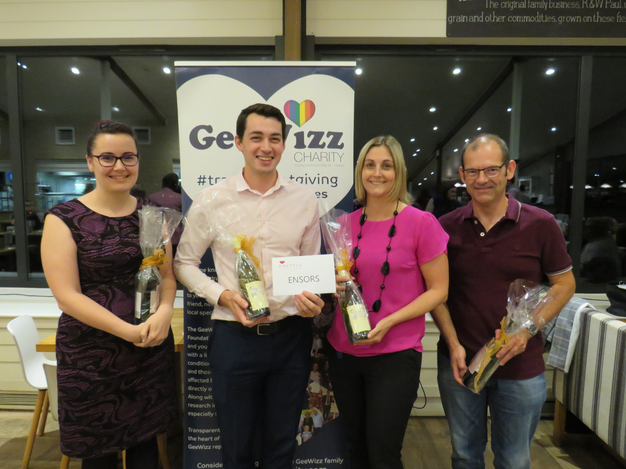 Prettys Solicitors hold Charity Quiz Night