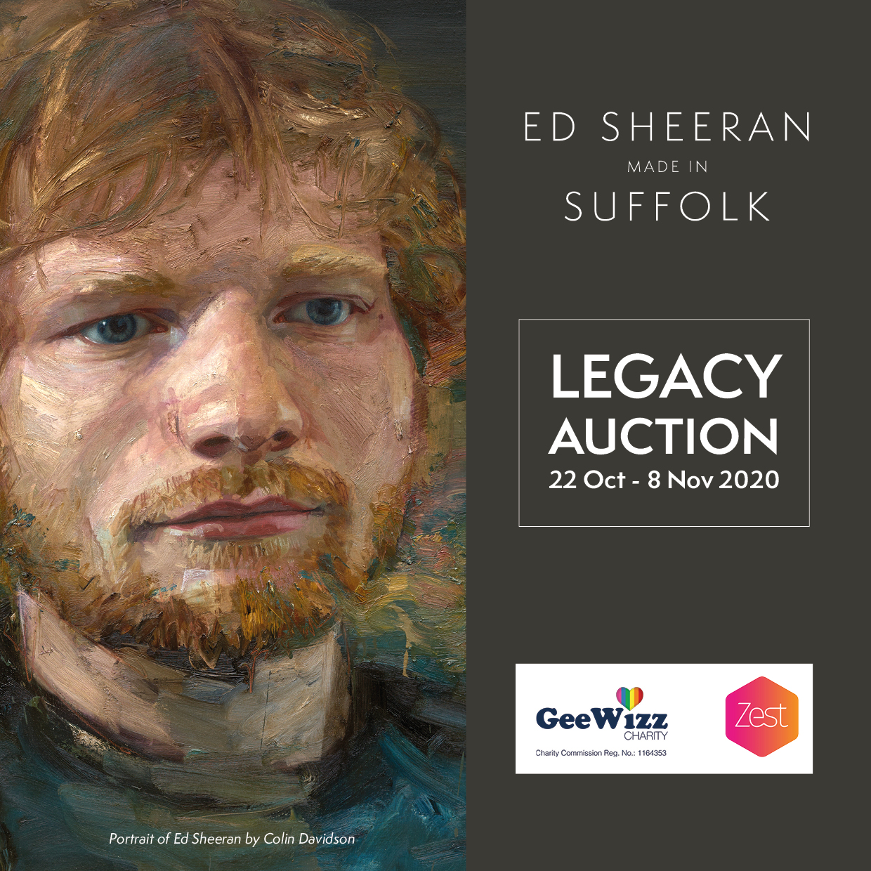 GeeWizz announces extraordinary Charity Auction